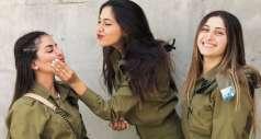 Жизнь женщин в израильской армии