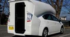 Prius как комфортный дом на колёсах