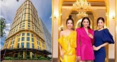 Первый в мире золотой отель открылся во Вьетнаме
