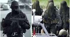 Имидж вооруженных сил элитных стран