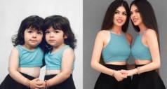 Самые популярные близнецы в Instagram - немецкие сестры