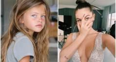 """Самая красивая девушка в мире, которую 13 лет спустя прославил журнал """"Vogue"""""""