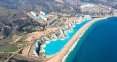 Самый большой бассейн в мире - «Сан-Альфонсо-дель-Мар»