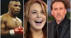 5 знаменитостей, которые обанкротились из-за своей экстравагантности