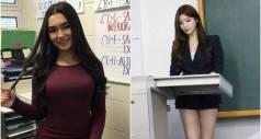 Самые красивые учителя в мире