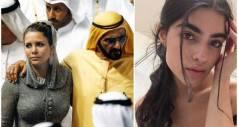 Самые красивые жены арабских шейхов