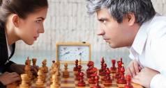 Почему мужчины и женщины не играют в шахматы вместе?