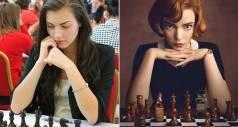 Встречайте настоящую шахматную королеву