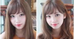 Японский парикмахер показал, как изменить внешность человека с помощью небольшого изменения