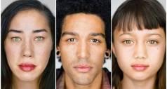 «Американская внешность» - Портрет людей смешанных кровей