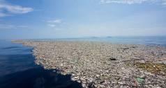 Это «мусорный» остров размером больше территории Монголии, плавающий в Тихом океане