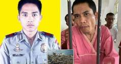 Полицейский, который считался мертвым воссоединился со своей семьей