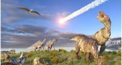 Ученые выяснили, что именно произошло в день вымирания динозавров