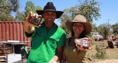 Брат и сестра из Австралии, решившие заняться разведкой, нашли драгоценный камень стоимостью 1,2 миллиона долларов
