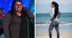 Похудевшая на 64 кг девушка догнала бывшего парня