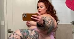 Поклонники обеспокоены состоянием самой толстой модели в мире