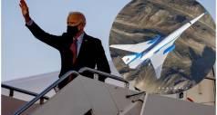 Для президента США был построен самолет, в два раза превышающий скорость звука